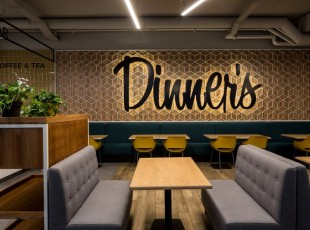 Ресторан DINNERs