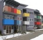 Балконы и перегородки