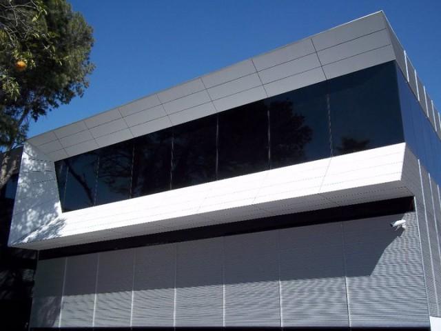 FunderMax объект 9 неделя 2011 г