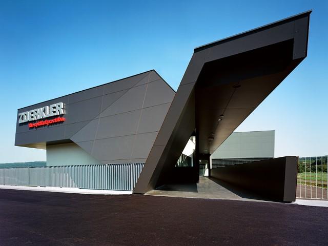 FunderMax объект 16 недели 2012 г