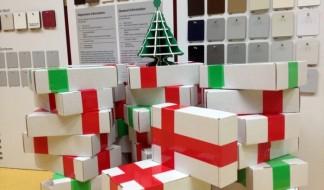 Новогодние подарки 2014 года FunderMax
