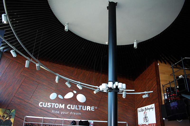 Интерьер Custom Culture