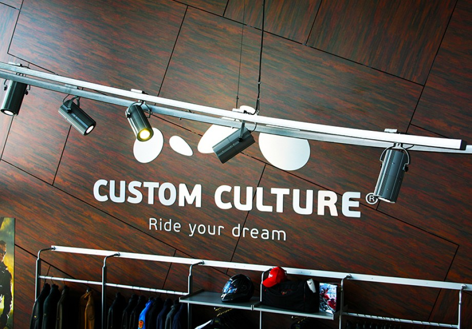 Мотосалон Custom Culture