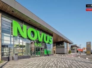 Супермаркет NOVUS