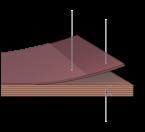 Толщины панелей hpl панелей FunderMax