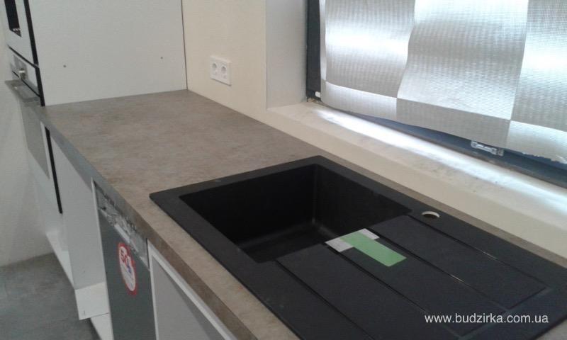 Столешница для кухни из HPL панелей FunderMax