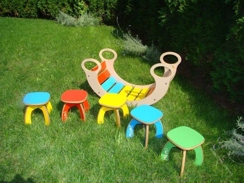 Детская мебель из фанеры MiMi