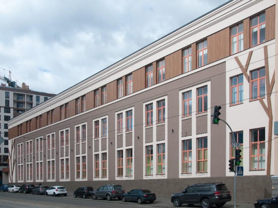 Реконструкція фасада