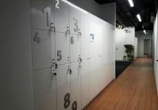 Интерьер офиса из Fundermax