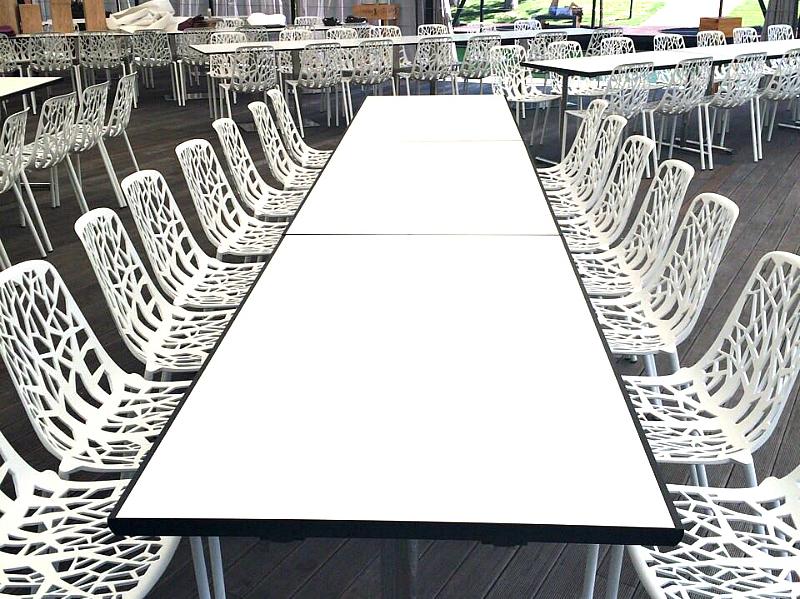 Столешницы для ресторана в Relax Park VERHOLY
