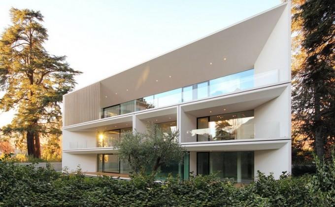 многоквартирный дом Италия